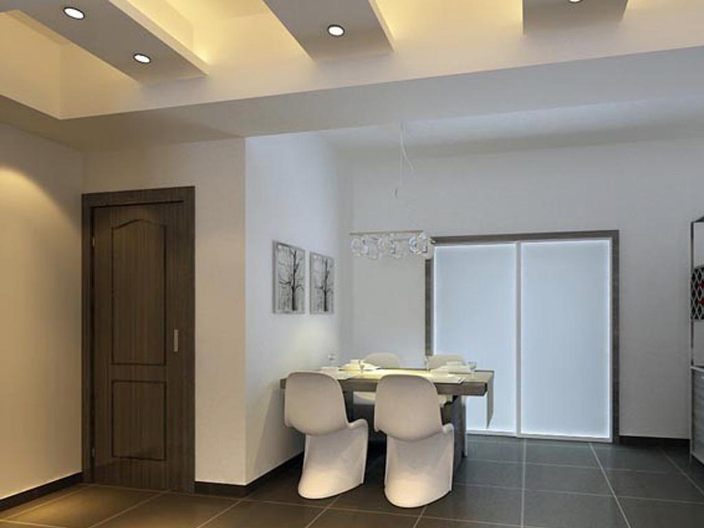 公寓式餐厅效果 餐厅效果图,家装效果图,装修效果图,室内设