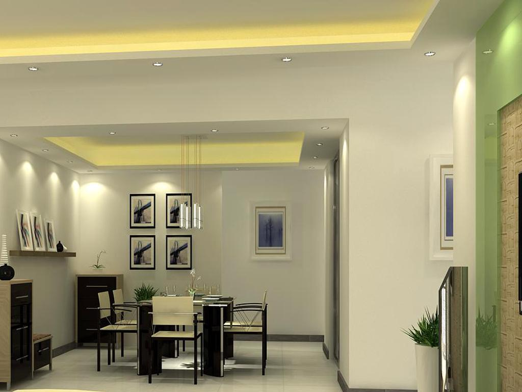 公寓式餐厅效果 餐厅,家装效果图,装修效果图,室内设计效果